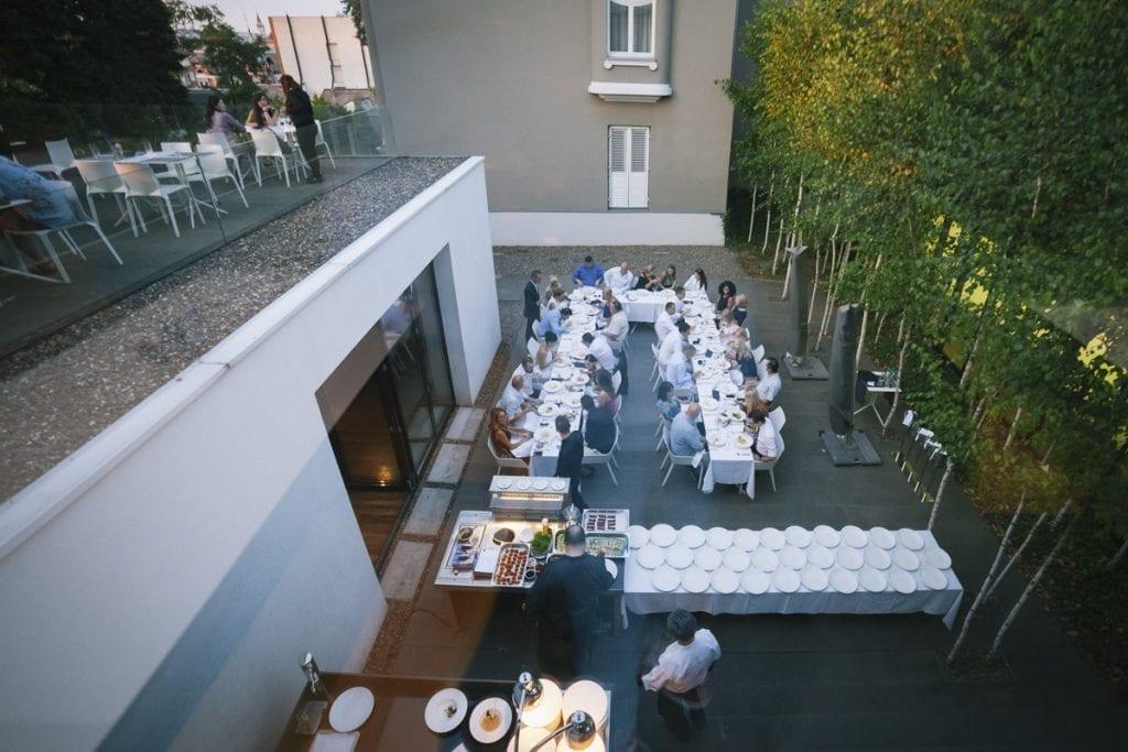 hotel privo, Livecooking Hotel Privo
