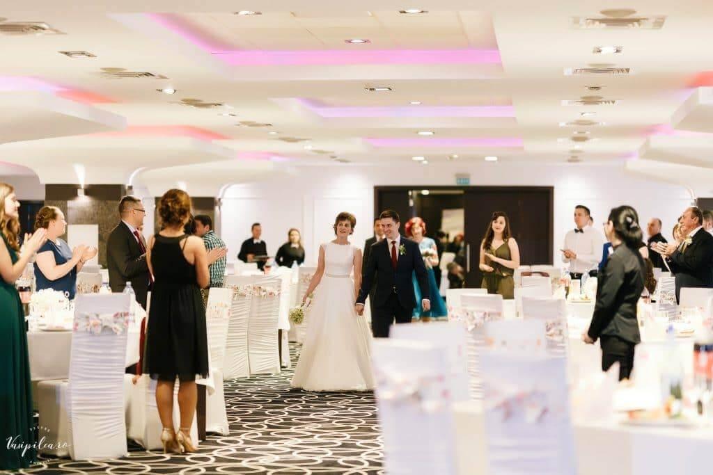 nunta Hotel Business, Nunta la Hotel Business Targu Mures   Octavian & Adina