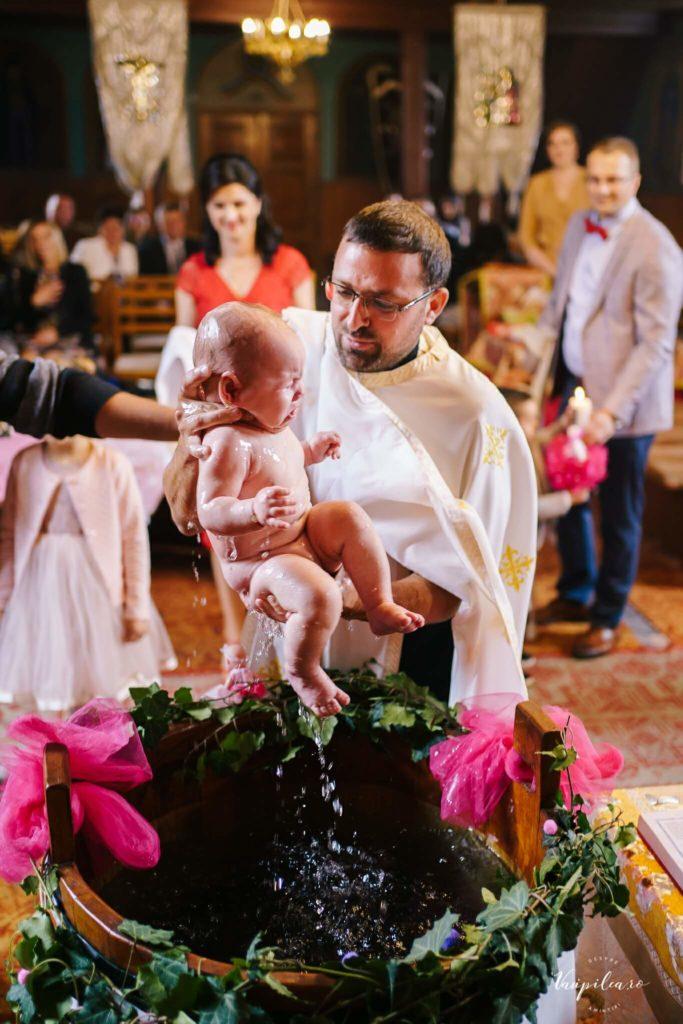 botez reghin, Botez Anisia, Hotel Central – Reghin